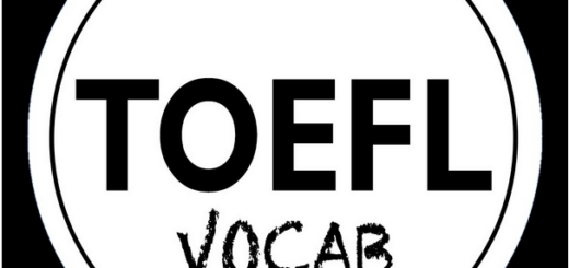 8 Tips to Improve Your TOEFL Vocabulary