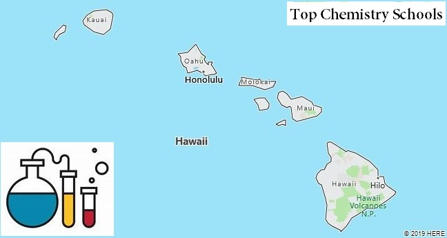 Best Chemistry Colleges in Hawaii