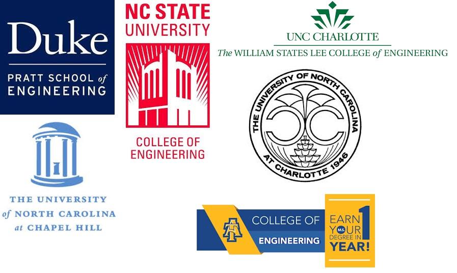 Best Engineering Schools in North Carolina