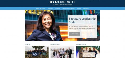 Brigham Young University-Provo Undergraduate Business