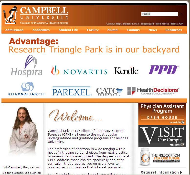 Campbell University School of Pharmacy