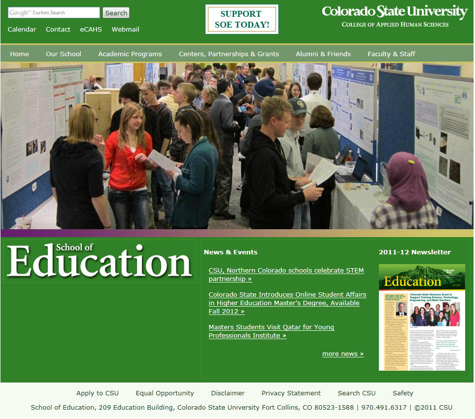 Colorado State University School of Education