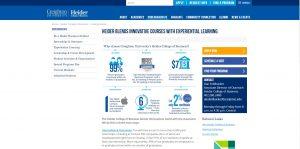 Creighton University Undergraduate Business