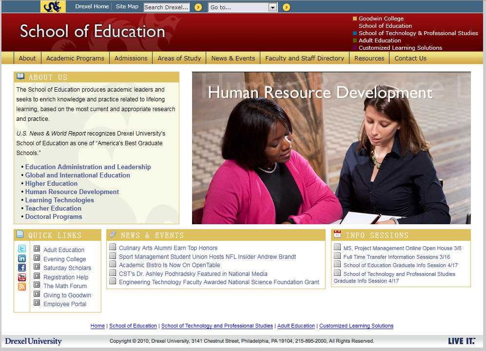 Drexel University School of Education