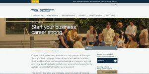 Georgia Institute of Technology Undergraduate Business