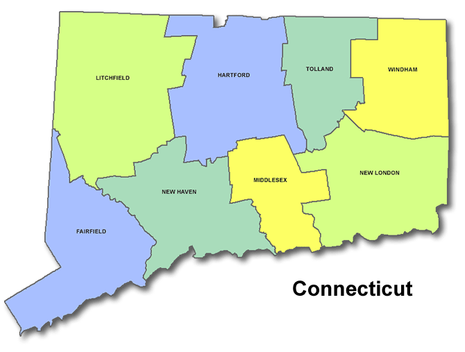 High School Codes in Connecticut
