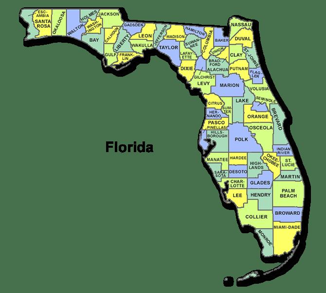 High School Codes in Florida