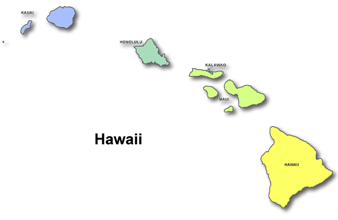 High School Codes in Hawaii