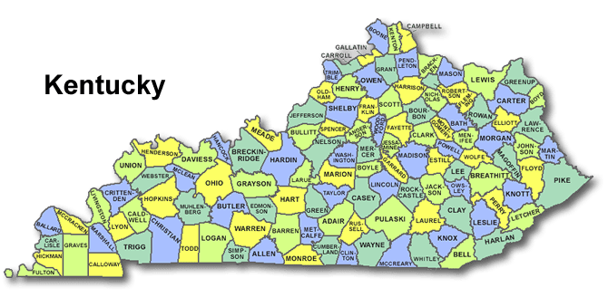 High School Codes in Kentucky