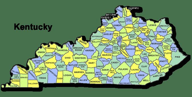 High School Codes in Kentucky