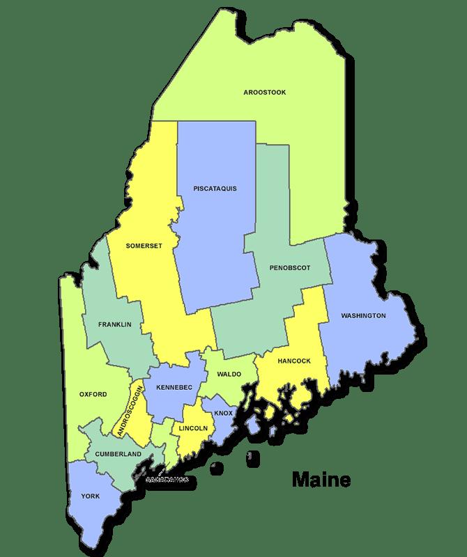 High School CEEB Codes in Maine