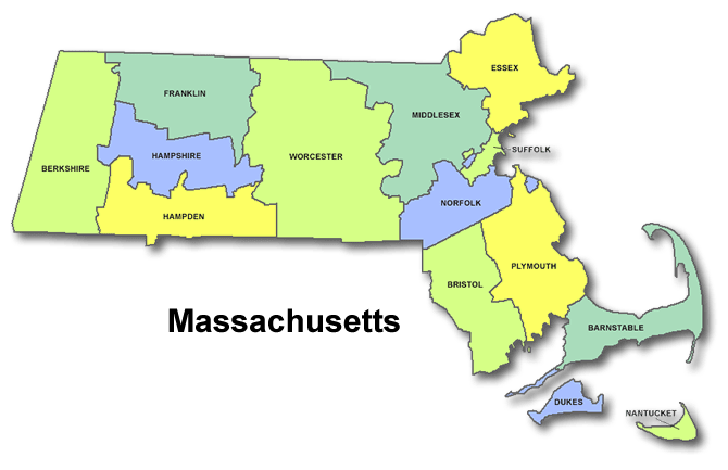 High School Codes in Massachusetts