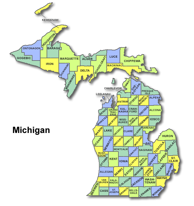 High School CEEB Codes in Michigan