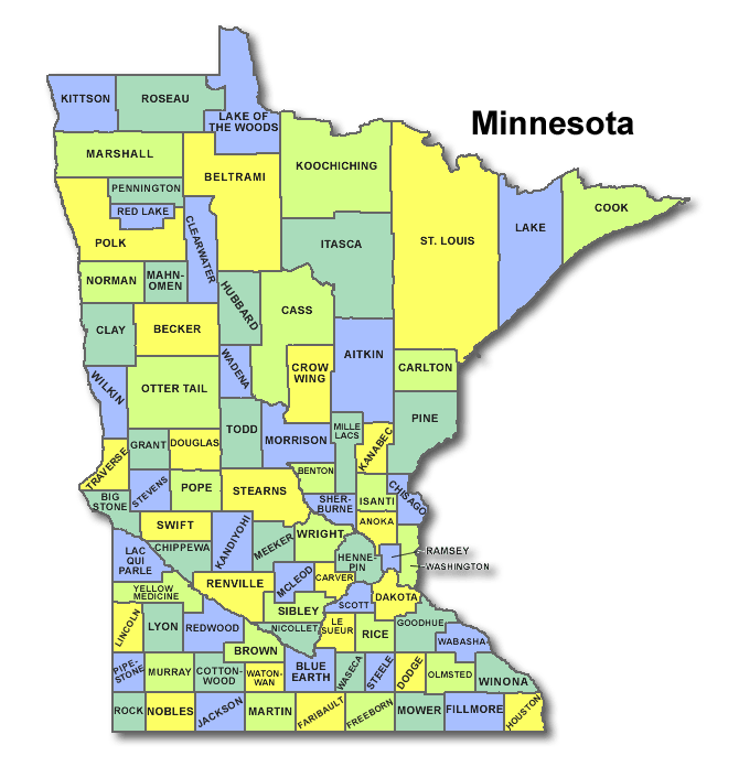 High School Codes in Minnesota