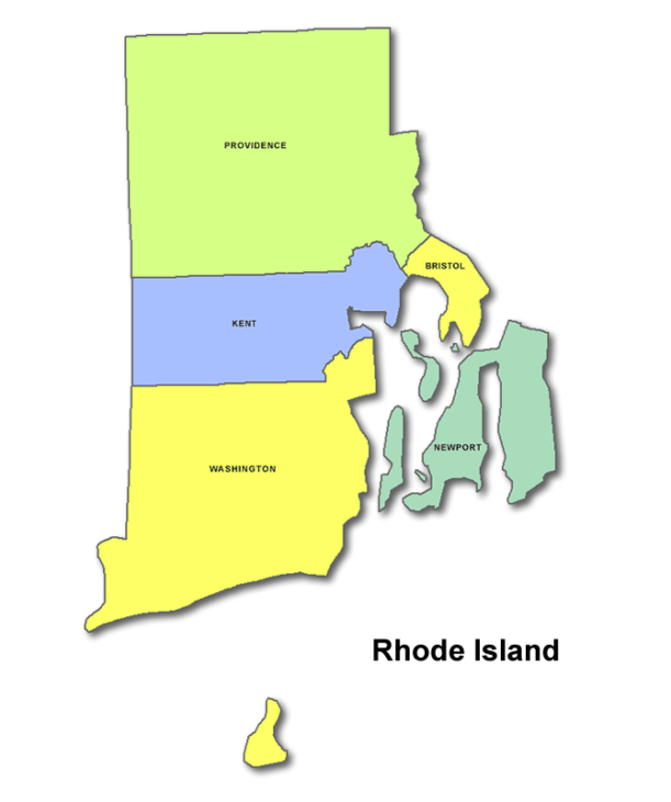 High School Codes in Rhode Island