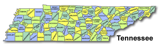 High School Codes in Tennessee