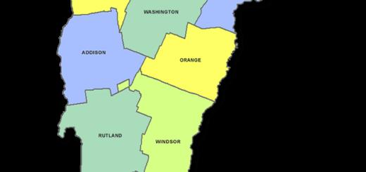 High School Codes in Vermont