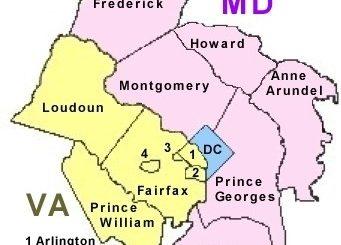 High School Codes in Washington DC