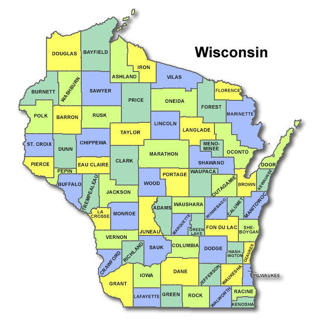 High School CEEB Codes in Wisconsin