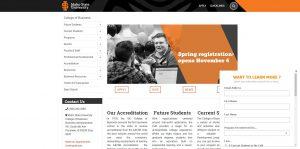 Idaho State University Undergraduate Business