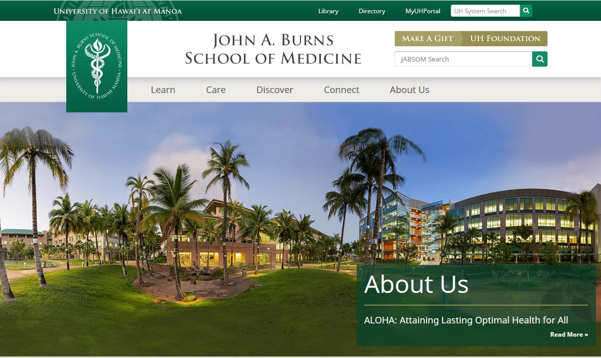John A. Burns School of Medicine