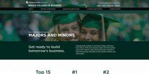 Michigan State University Undergraduate Business