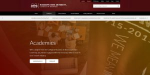 Mississippi State University Undergraduate Business