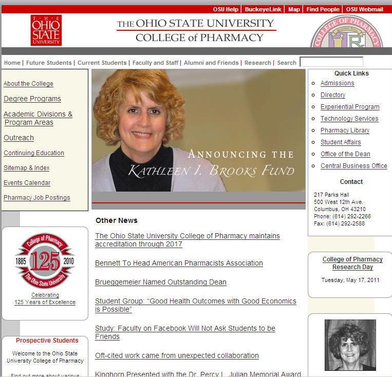 Ohio State University-Columbus College of Pharmacy