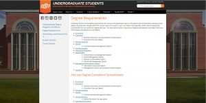 Oklahoma State University Undergraduate Business