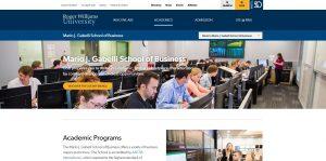 Roger Williams University Undergraduate Business