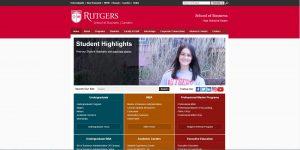Rutgers, the State University of New Jersey-Camden Undergraduate Business