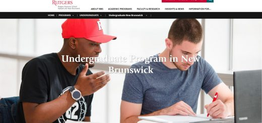 Rutgers, the State University of New Jersey-New Brunswick Undergraduate Business