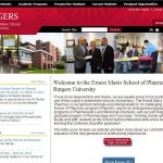 Rutgers University Ernest Mario School of Pharmacy
