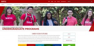 Seattle University Undergraduate Business