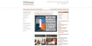 Syracuse University Undergraduate Business