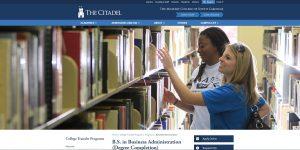 The Citadel Undergraduate Business