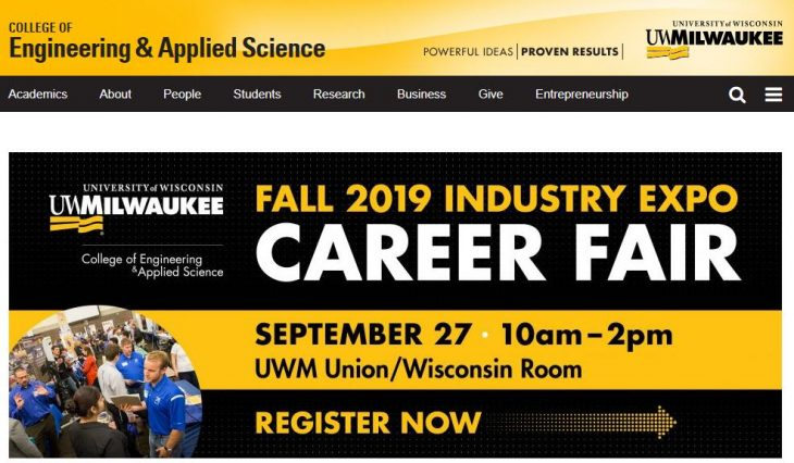 The College of Engineering and Applied Science at University of Wisconsin--Milwaukee