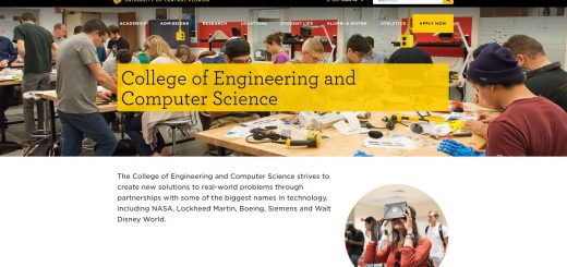 The College of Engineering and Computer Science at University of Central Florida