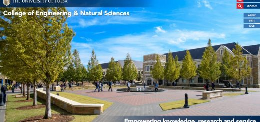 The College of Engineering and Natural Sciences at University of Tulsa