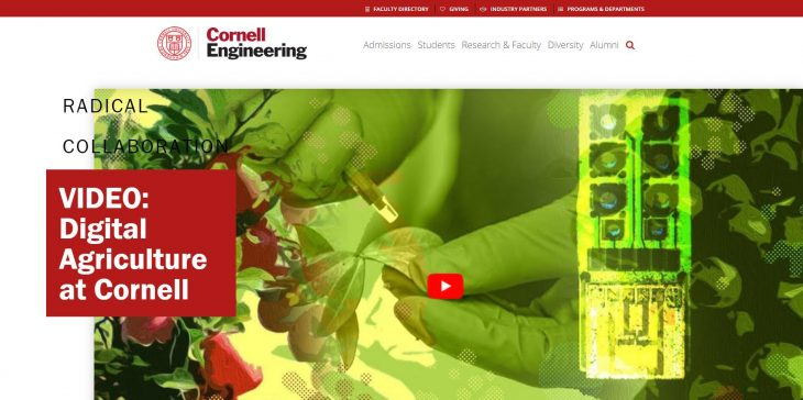 The College of Engineering at Cornell University
