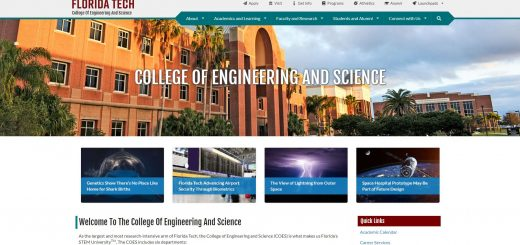 The College of Engineering at Florida Institute of Technology
