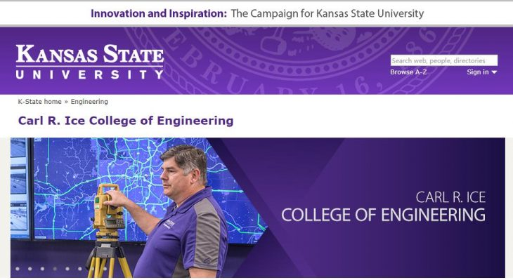 The College of Engineering at Kansas State University