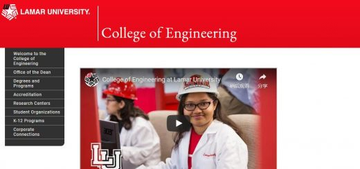 The College of Engineering at Lamar University