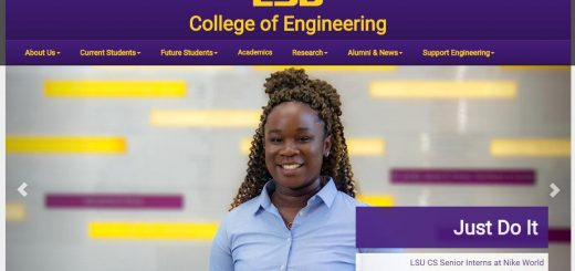 The College of Engineering at Louisiana State University--Baton Rouge