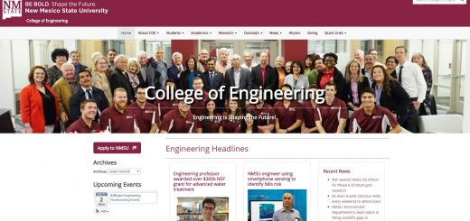 The College of Engineering at New Mexico State University