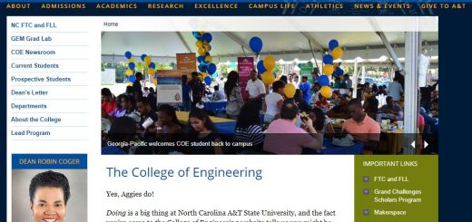 The College of Engineering at North Carolina A&T State University