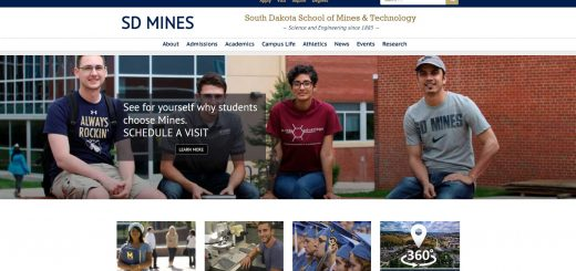 The College of Engineering at South Dakota School of Mines and Technology