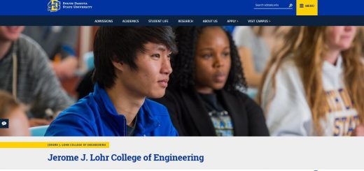 The College of Engineering at South Dakota State University