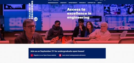 The College of Engineering at University of Illinois--Chicago