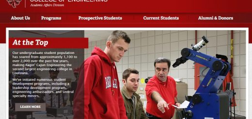 The College of Engineering at University of Louisiana--Lafayette